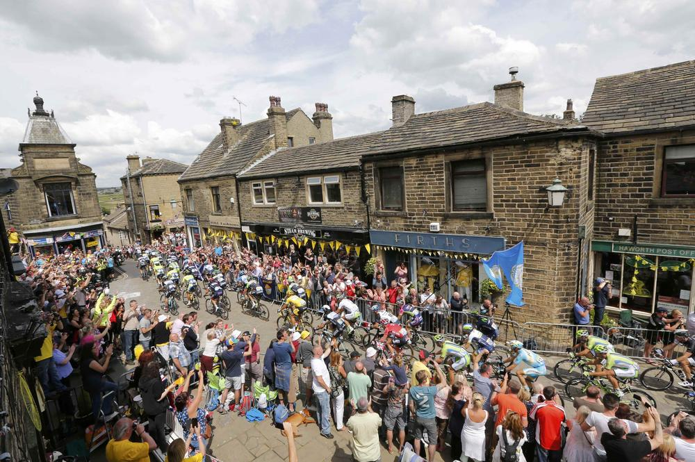 Tour de France 2014: Yorkshire weekend was one the locals won't forget in a hurry