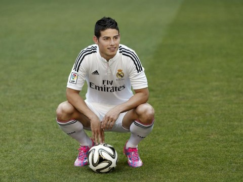 Can James Rodriguez shine like Kaka for Real Madrid?