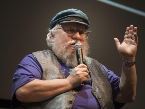 George RR Martin ditching Game Of Thrones writing duties to finish writing The Winds Of Winter