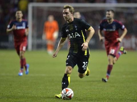 Christian Eriksen 'transfer target for Napoli'