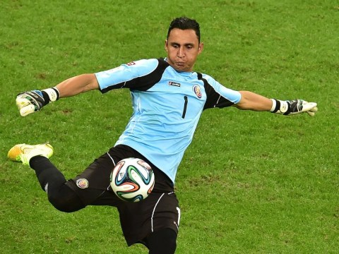 Costa Rica's Keylor Navas shows why Arsenal and Liverpool are interested with stunning performance against Holland