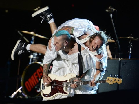 McBusted tear up Hyde Park with a fun-filled British Summer Time headline performance