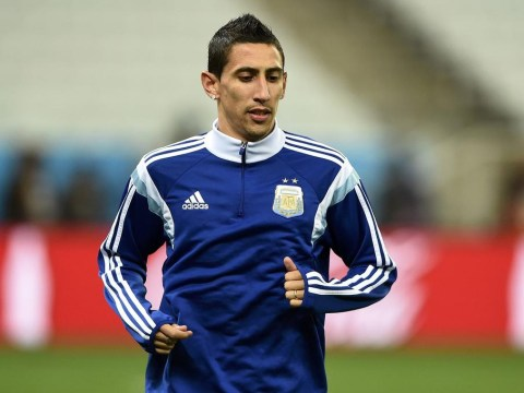 Paris Saint-Germain chief 'in Madrid' to seal deal for Manchester United target Angel Di Maria