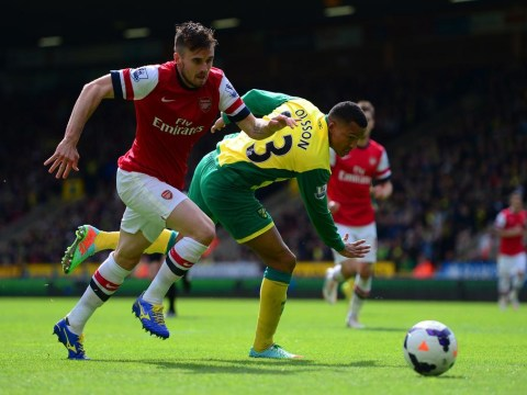 Arsenal's Carl Jenkinson targeted for loan move by Premier League quartet West Ham, Sunderland, Swansea and Hull