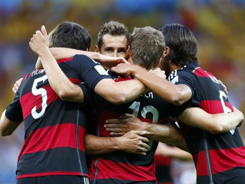 Miroslav Klose becomes World Cup's greatest ever goalscorer with THIS goal in Germany's rout against Brazil