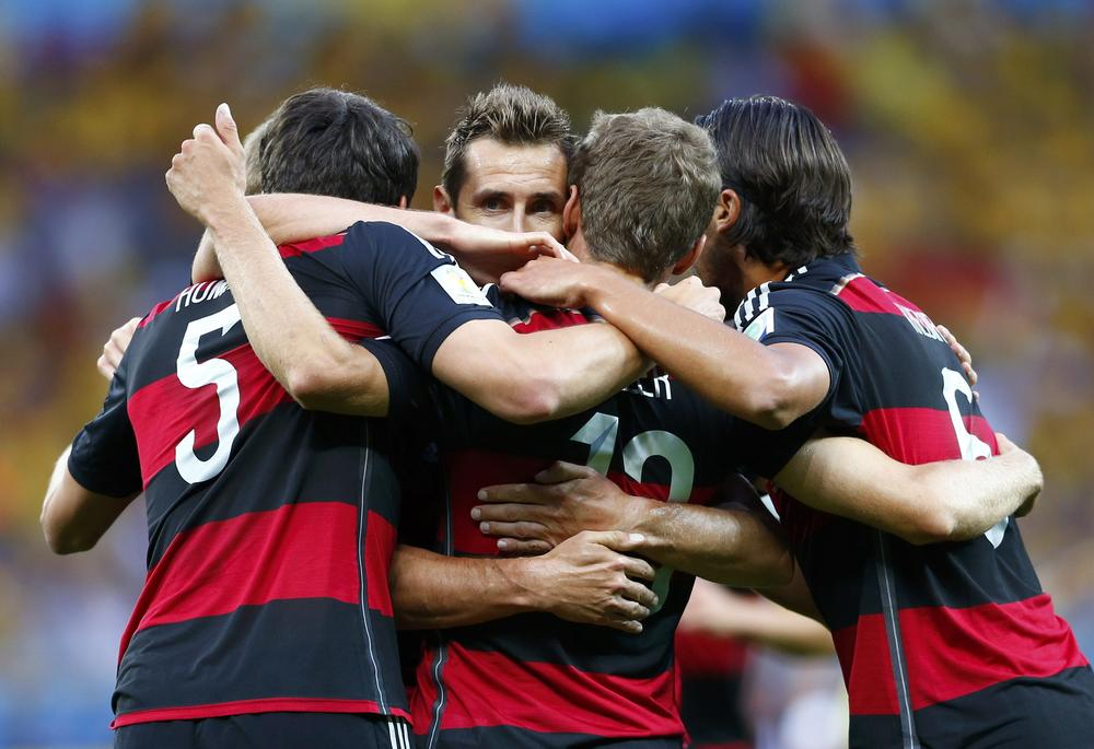 Can Argentina and Germany deliver a World Cup final for the ages?