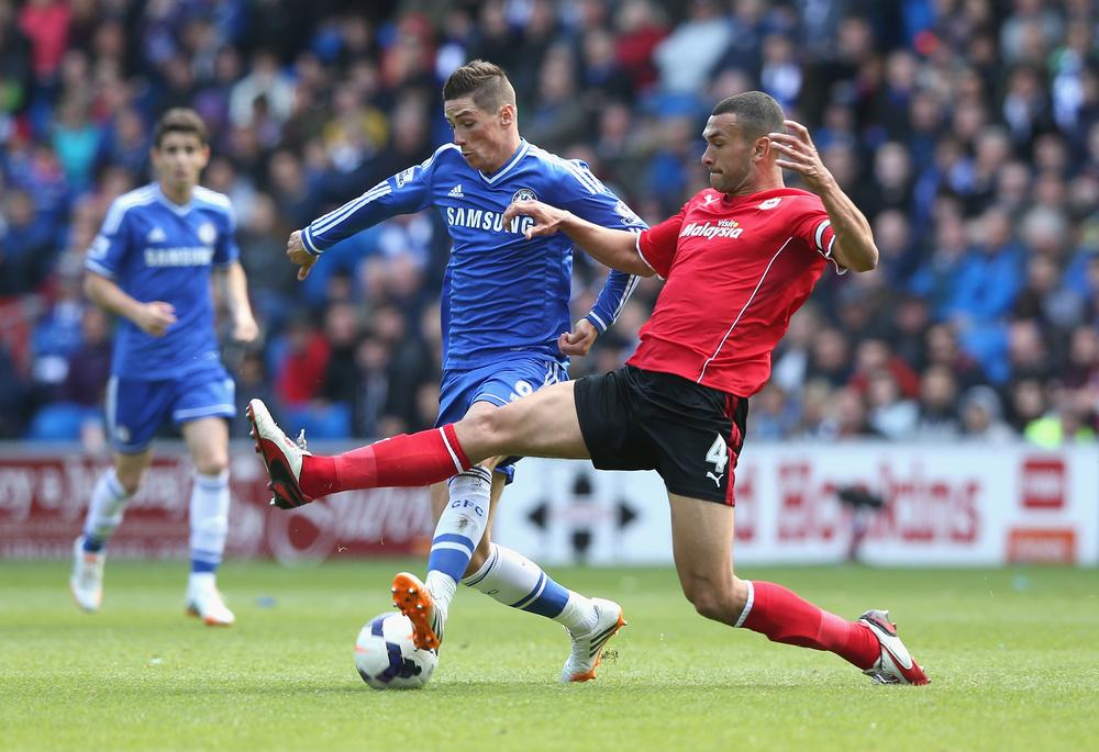 Cardiff City bid farewell to Steven Caulker, but the defence will be fine without him