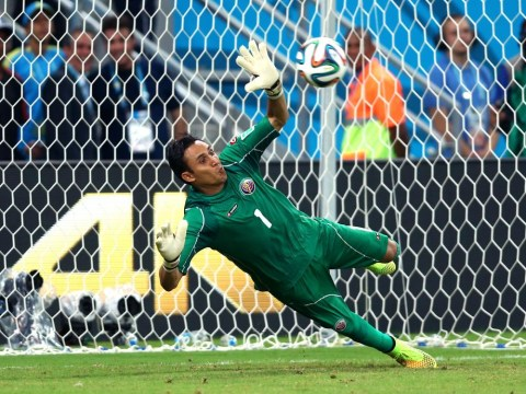 Arsenal 'to battle Liverpool' for impressive Costa Rica goalkeeper Keylor Navas after World Cup heroics