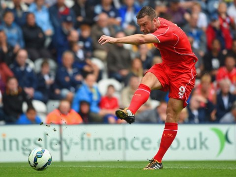 Rickie Lambert and Emre Can among the positives despite Liverpool's defeat