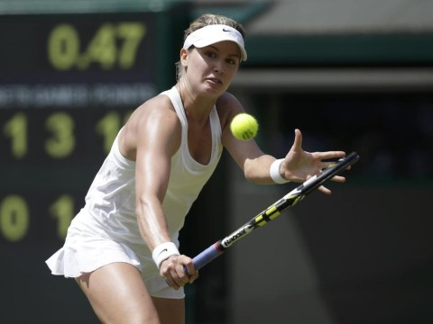 Who does Eugenie Bouchard want cheering her on at Wimbledon? Fellow Canadian Justin Bieber!