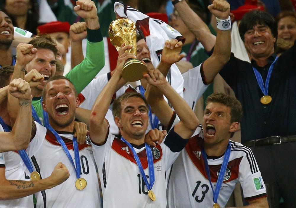 German World Cup-winning captain Philipp Lahm retires from international football