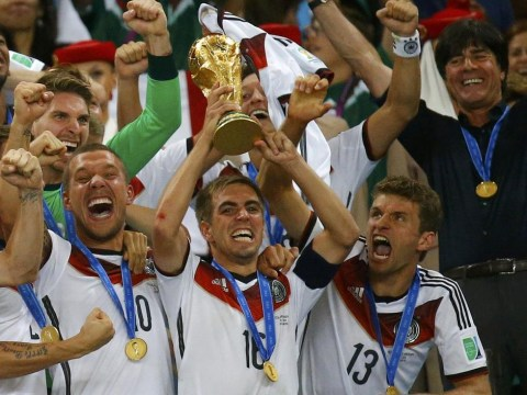 German World Cup-winning captain Philipp Lahm retires from international football