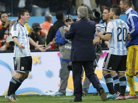 Lionel Messi can join Diego Maradona as Argentina's greatest by slaying Germany tonight