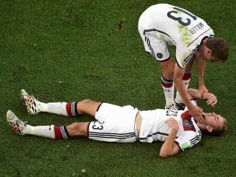 Germany's Christoph Kramer 'can't remember World Cup final' after concussion against Argentina