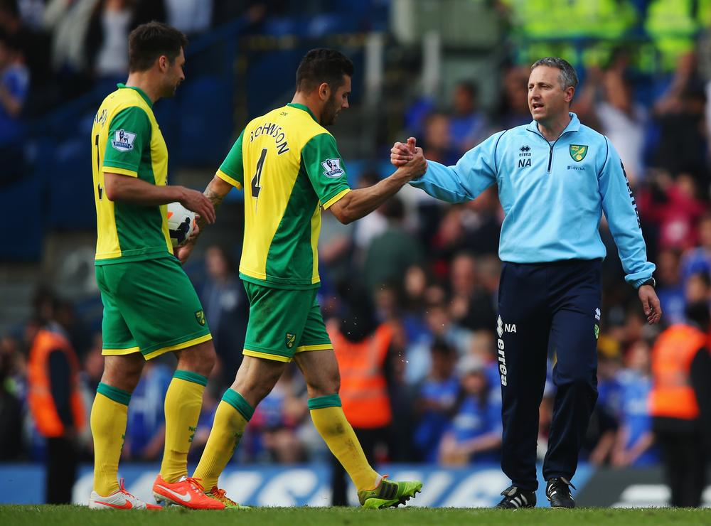 Why Norwich City's Italian tour is fast becoming a farce