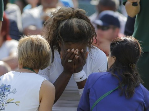Is Serena Williams on her last legs after Wimbledon shock exit?