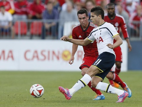 Tottenham fans could finally be about to see the best of Erik Lamela after promising pre-season showing