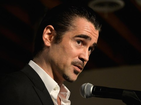 Colin Farrell has reportedly been 'in serious talks' to star in True Detective season 2