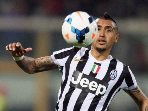 Manchester United given brush-off by Juventus over Arturo Vidal inquiry