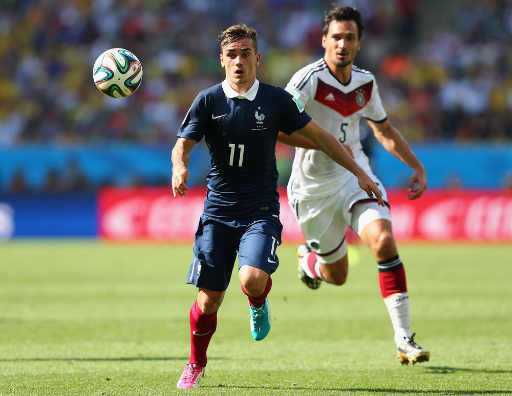 Tottenham join hunt for Antoine Griezmann, could meet his £24million release clause