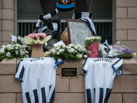 How Sunderland fans have paid tribute to Newcastle United's John Adler and Liam Sweeney