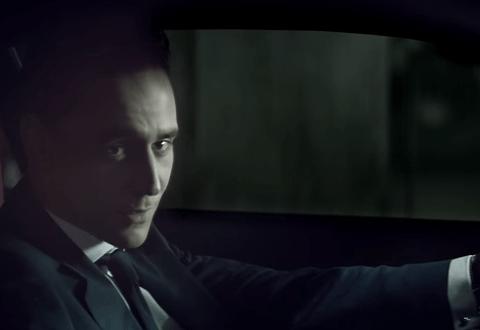 Tom Hiddleston's Jaguar advert banned for 'encouraging irresponsible driving'