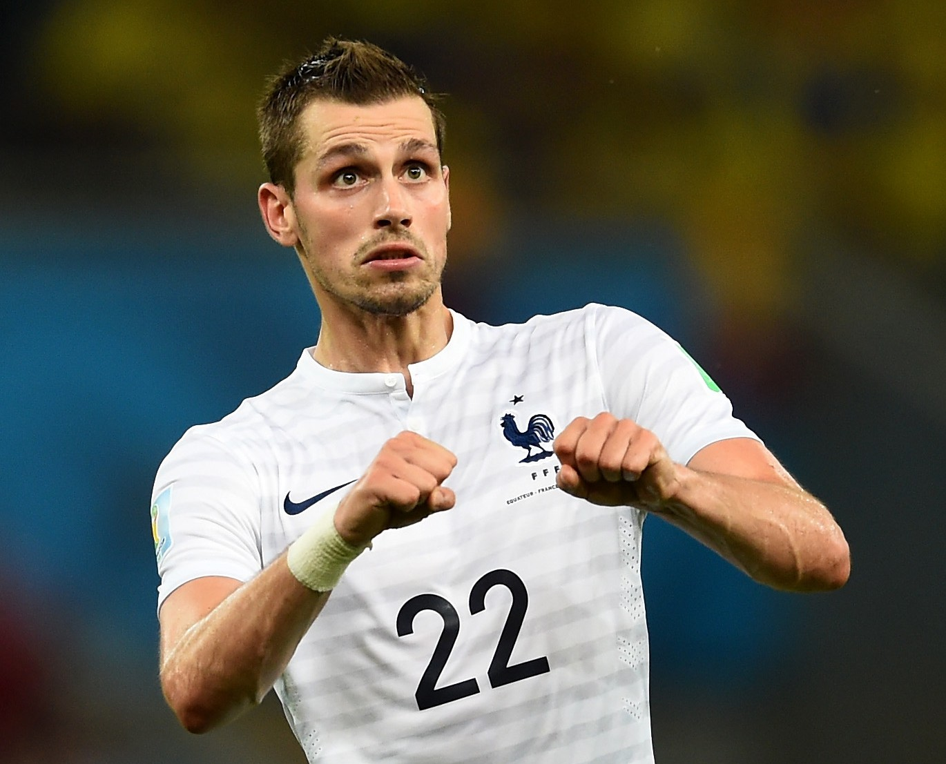 Schneiderlin is a summer target for Arsenal and Spurs