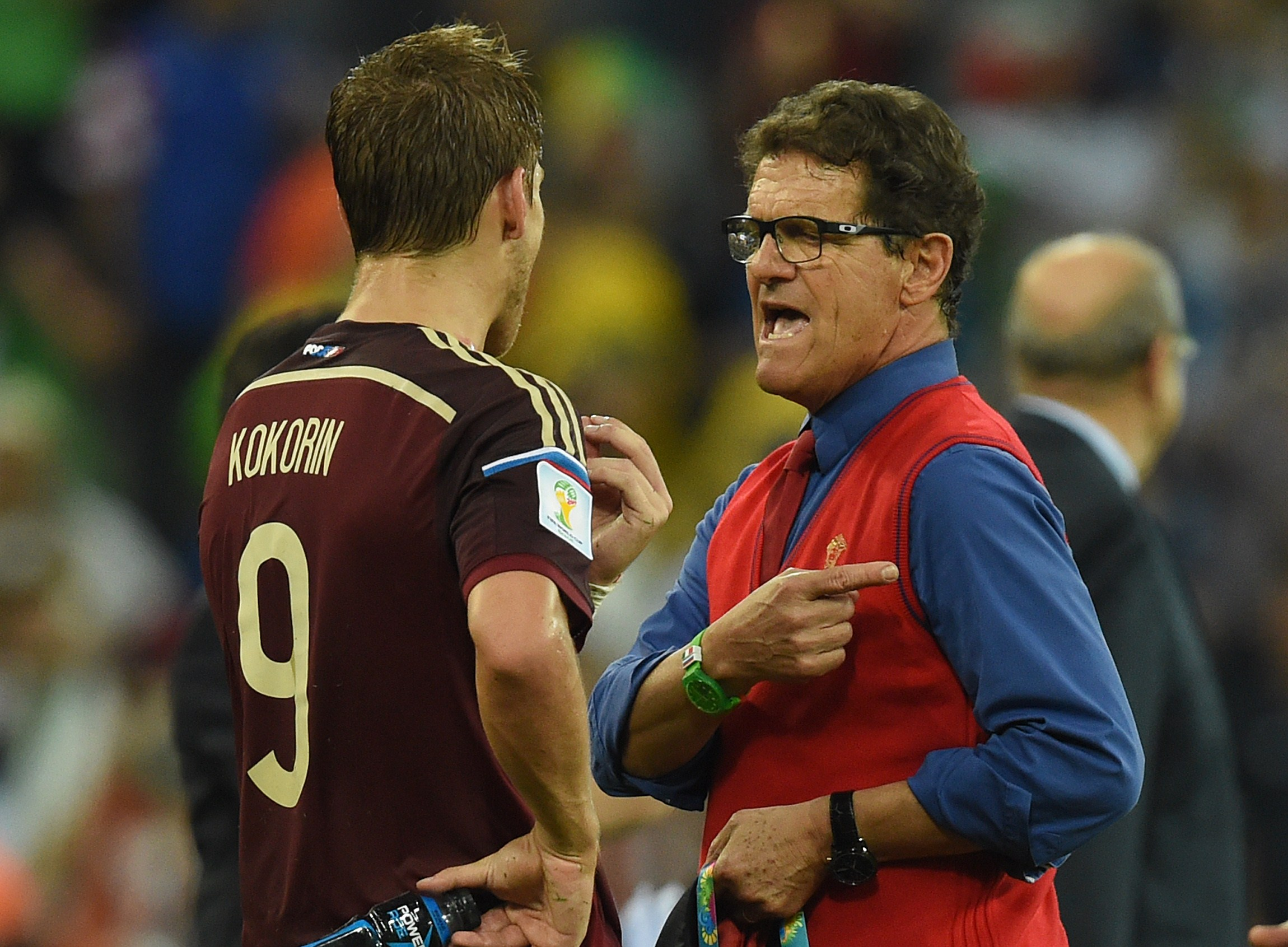 Fabio Capello branded 'a thief' who 'who dresses like a school teacher' by angry Russian politician