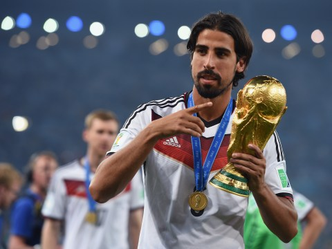 Chelsea clear to sign Sami Khedira as Arsenal talks stall over huge wage demands