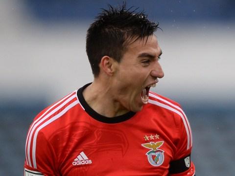 Nicolas Gaitan unsure over new Benfica contract amid Manchester United transfer interest – report