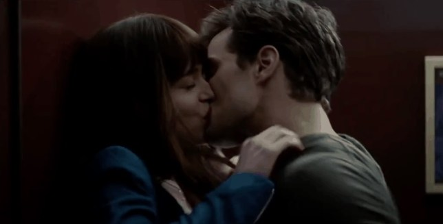 the 50 shades of grey trailer