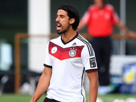 Arsenal 'in advanced transfer talks to sign Real Madrid star Sami Khedira'