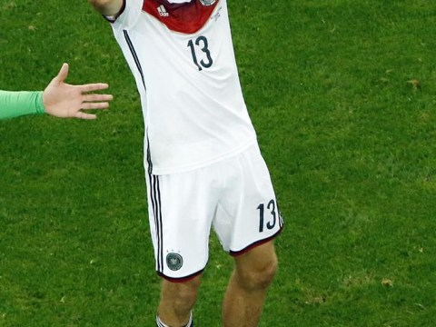 Germany still in Brazil despite 'lamentable performance' against Algeria