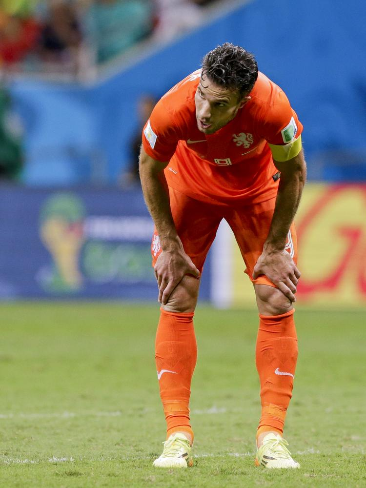 Can Robin van Persie be the hero for Netherlands against Argentina?