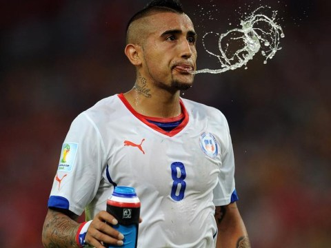 Manchester United 'close to signing Arturo Vidal with £32m plus Patrice Evra bid'