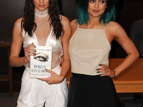 Kendall and Kylie Jenner to turn book Rebels: City Of Indra into a movie