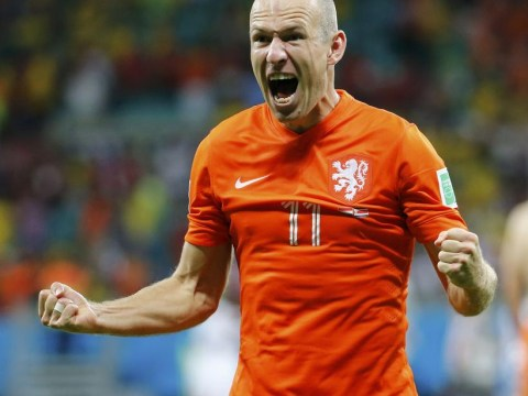 Why Arjen Robben has the edge over Lionel Messi as Holland and Argentina prepare to clash at World Cup