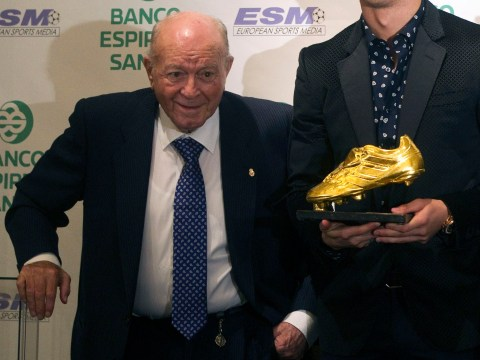 Cristiano Ronaldo leads tributes to 'Maestro' Alfredo di Stefano as world of football mourns Real Madrid legend