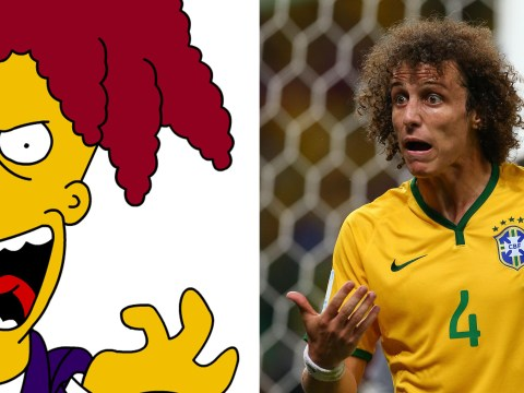 12 football stars who look (almost) exactly like your favourite Simpsons characters