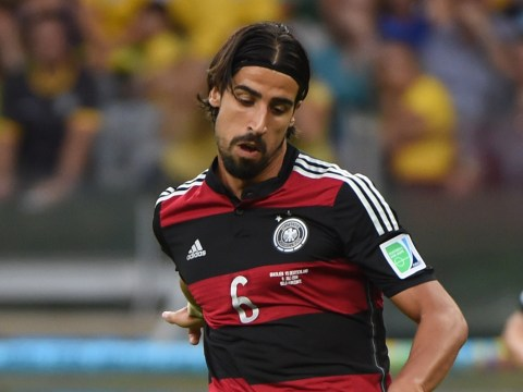 Sami Khedira 'rejects new Real Madrid contract as he pushes for Arsenal transfer'