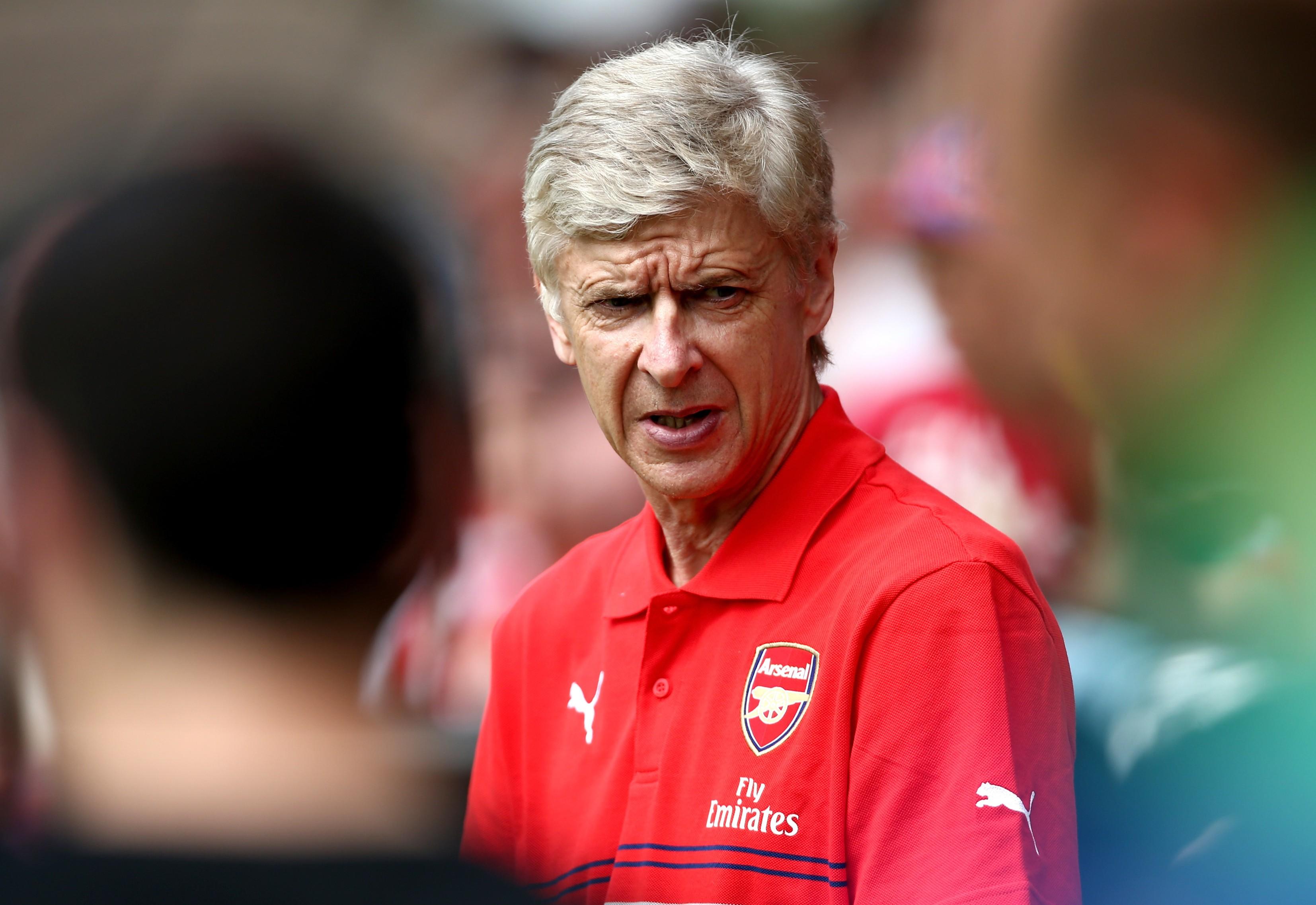Arsene Wenger finally rules out Arsenal signing Real Madrid star Sami Khedira