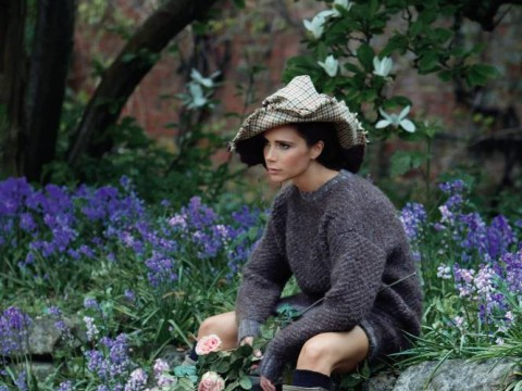 Lady muck! Victoria Beckham shows down to earth side on THIRD British Vogue cover