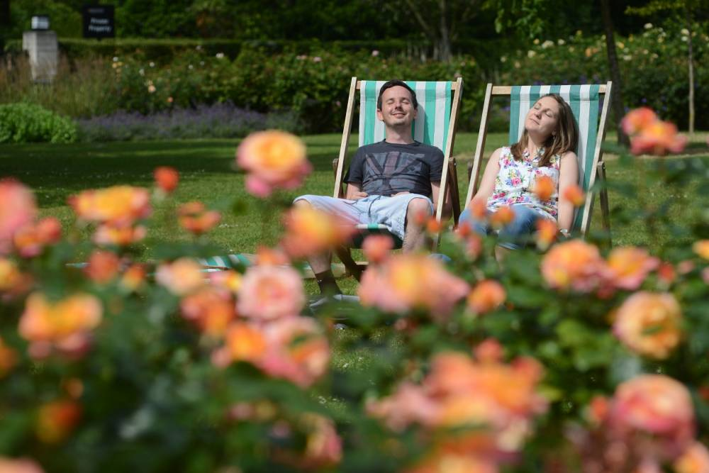 Balmy September to be one of the hottest on record