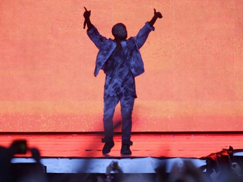 Kanye West is a god amongst men and you'd do well to remember it