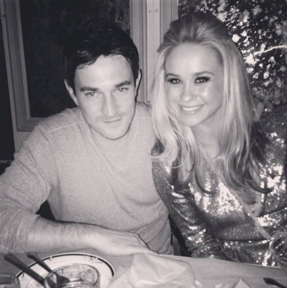 Nearly a year on from the death of Cory Monteith: Glee star Becca Tobin's boyfriend found dead in hotel