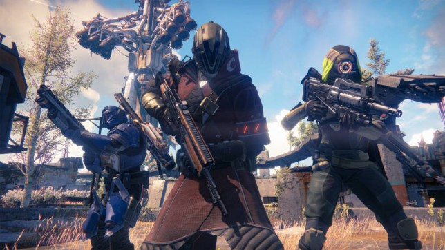 Destiny - the biggest new game of 2014