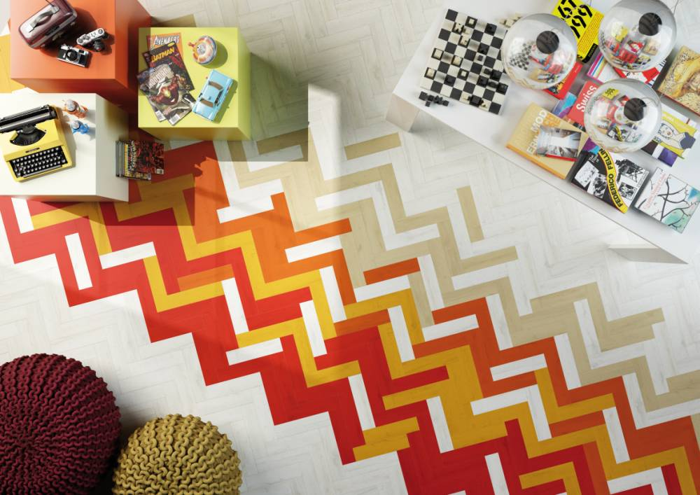 Property: Pick up some parquet to really floor your guests