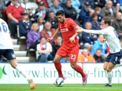 Emre Can 'better than Zinedine Zidane and Yaya Toure' claim Liverpool fans – after 20 minutes of debut