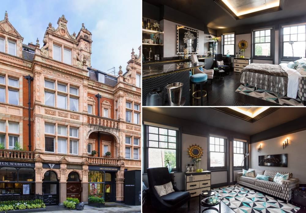 Stupidly expensive or sensibly priced? £2,700pm Mayfair studio flat is small but awesome