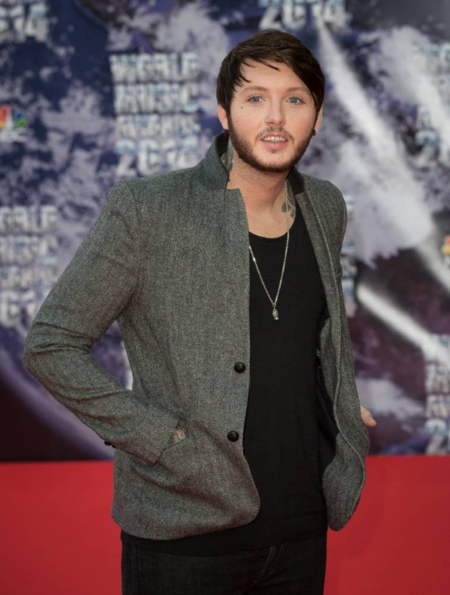 MONTE-CARLO, MONACO - MAY 27:  James Arthur attends the World Music Awards 2014 at Sporting Monte-Carlo on May 27, 2014 in Monte-Carlo, Monaco.  (Photo by Didier Baverel/WireImage)